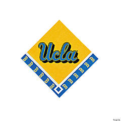NCAA™ UCLA Beverage Napkins