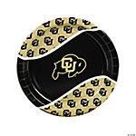 NCAA™ University of Colorado Dinner Plates
