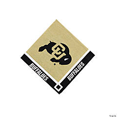 NCAA™ University of Colorado Beverage Napkins
