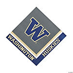 NCAA™ University of Washington Luncheon Napkins
