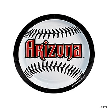 MLB® Arizona Diamondbacks™ Dinner Plates
