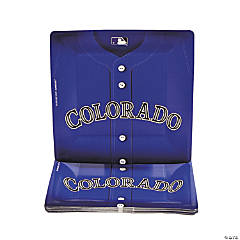 MLB® Colorado Rockies™ Banquet Plates