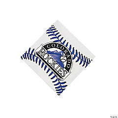 MLB® Colorado Rockies™ Beverage Napkins