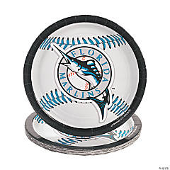 MLB® Florida Marlins™ Dinner Plates