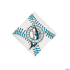 MLB® Florida Marlins™ Beverage Napkins