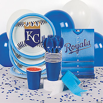 MLB® Kansas City Royals™ Basic Party Pack