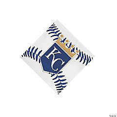 MLB® Kansas City Royals™ Beverage Napkins