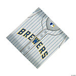 MLB® Milwaukee Brewers™ Luncheon Napkins