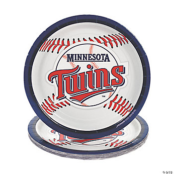 MLB® Minnesota Twins™ Dinner Plates