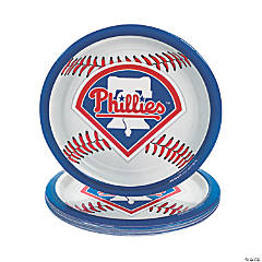 MLB® Philadelphia Phillies™ Dinner Plates
