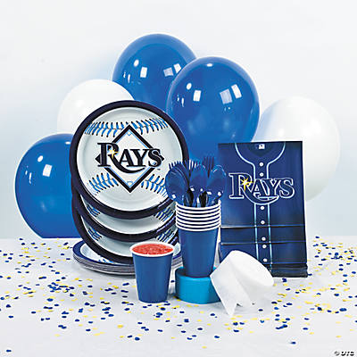 MLB® Tampa Bay Rays™ Basic Party Pack