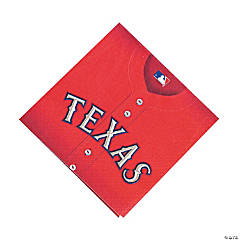 MLB® Texas Rangers™ Luncheon Napkins