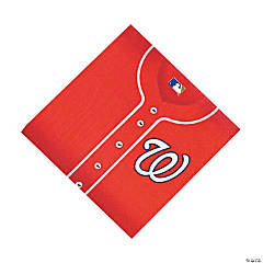 MLB® Washington Nationals™ Luncheon Napkins