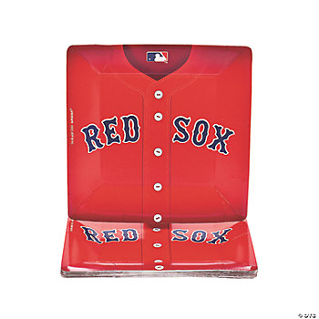 MLB® Boston Red Sox™ Banquet Plates