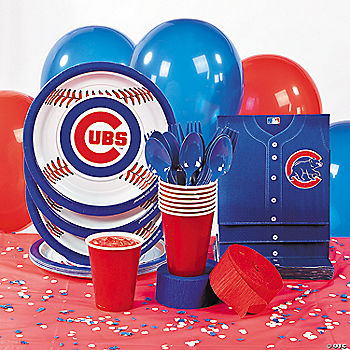MLB® Chicago Cubs™ Basic Party Pack