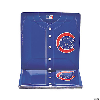 MLB® Chicago Cubs™ Banquet Plates