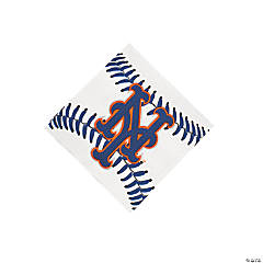 MLB® New York Mets™ Beverage Napkins