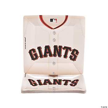 MLB® San Francisco Giants™ Banquet Plates