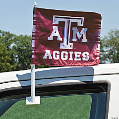 NCAA™ Texas A&M Car Flag