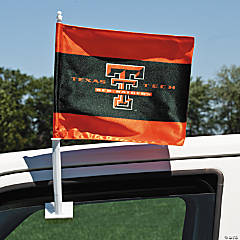 NCAA™ Texas Tech Car Flag