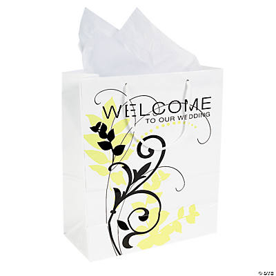 Welcome Gift Bags