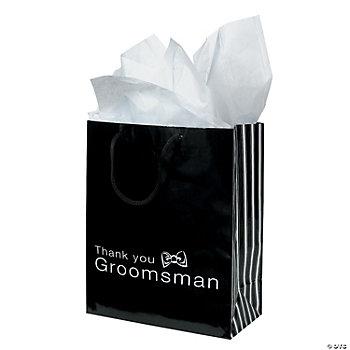 Groomsmen Gift Bags Oriental Trading