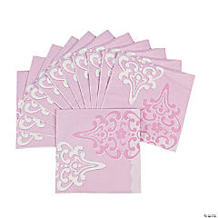 Cherry Blossom Luncheon Napkins