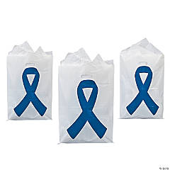 Blue Ribbon Treat Bags