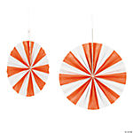 Carnival Print Hanging Fans