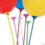 Neon Balloon Sticks