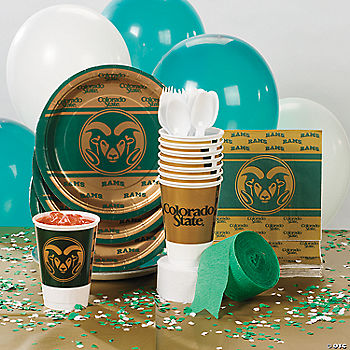 NCAA™ Colorado State Basic Party Pack