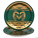 NCAA™ Colorado State Rams Dinner Plates
