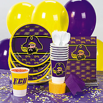 NCAA™ East Carolina Basic Party Pack
