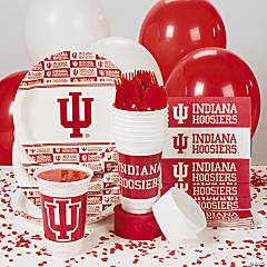NCAA™ Indiana Hoosiers Basic Party Pack