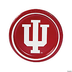 NCAA™ Indiana Hoosiers Dinner Plates