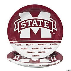 NCAA™ Mississippi Bulldogs Dinner Plates