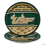 NCAA™ South Florida Bulls Dinner Plates