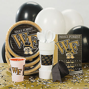 NCAA™ Wake Forest Basic Party Pack