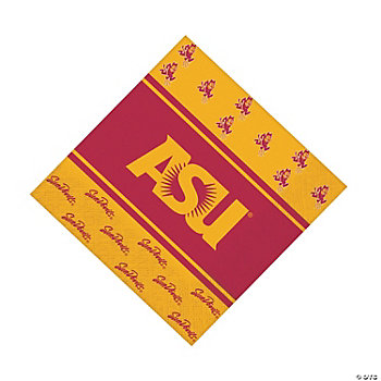 NCAA™ Arizona State Sun Devils Luncheon Napkins