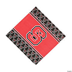 NCAA™ North Carolina State Wolfpack Luncheon Napkins