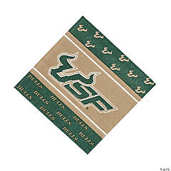 NCAA™ South Florida Bulls Luncheon Napkins
