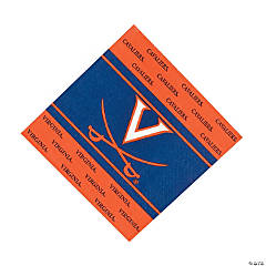 NCAA™ Virginia Cavaliers Luncheon Napkins