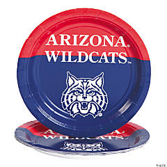 NCAA™ Arizona Wildcats Dessert Plates