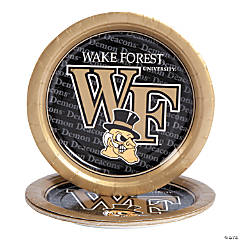 NCAA™ Wake Forest Demon Deacons Dessert Plates
