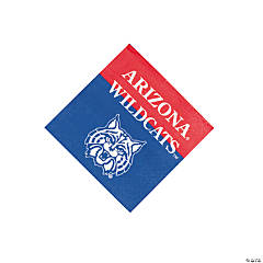 NCAA™ Arizona Wildcats Beverage Napkins