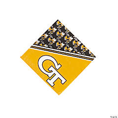NCAA™ Georgia Tech Yellow Jackets Beverage Napkins
