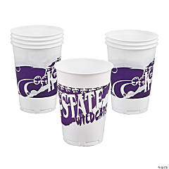 NCAA™ Kansas State Wildcats Cups - 16 oz.