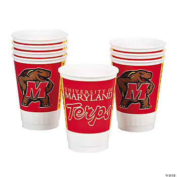 NCAA™ Maryland Terrapins Cups