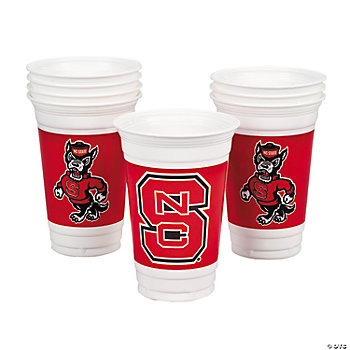NCAA™ North Carolina State Wolfpack Cups