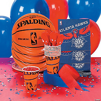 NBA® Atlanta Hawks™ Basic Party Pack